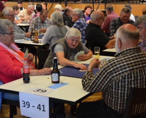 Clientis EB25 - Senioren Jassturnier